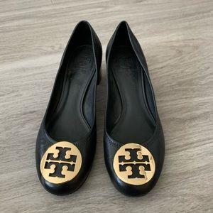 Troy Burch Black Block Heels
